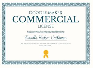 DoodleMaker Review-doodlemaker license