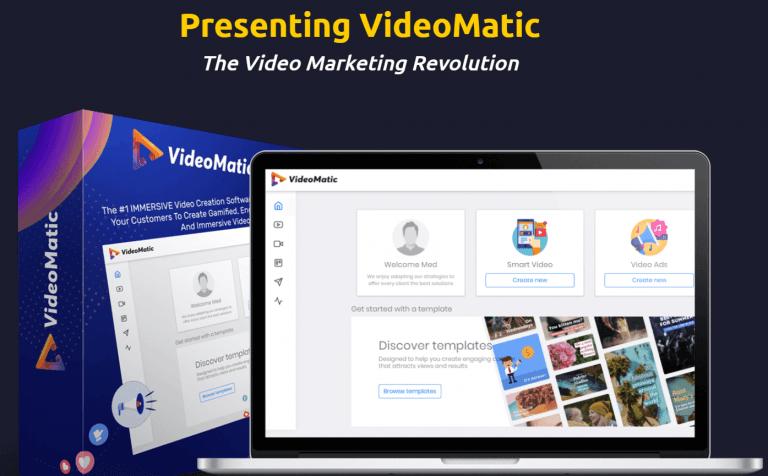 videomatic video marketing software