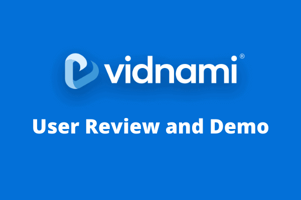 Vidnami Review- Content Samurai