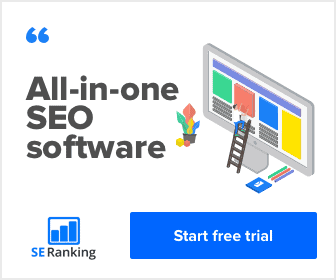 Start Your SE Ranking Trial